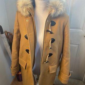 Zara wool women coat
